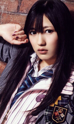 AKB48 Mayu Watanabe lovely photo wallpapers 480x800 (09).jpg