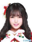 Xu ZiXuan SNH48 Dec 2015
