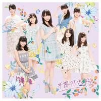 SKE48 - Bukiyou Taiyou Reg C.jpg