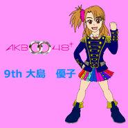 9th Oshima Yuko - Kimishima Hikari