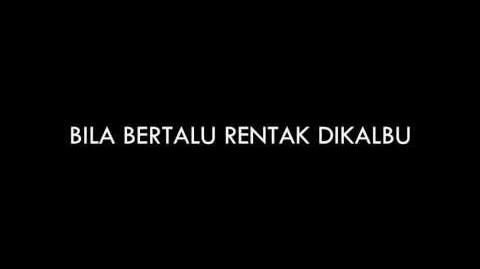 Gemuruh - Faizal Tahir ( Lirik Lagu Tanpa Vokal )
