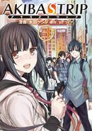 Akiba's Trip Manga Vol 3