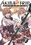 Akiba's Trip Manga Vol 2