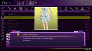 Shizuku's Dress (Bottom)