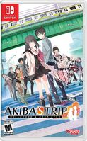 Akiba's Trip Hellbound & Debriefed Nintendo Switch