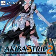Akiba's Trip 2 (PSV Cover)