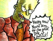 Simpsons Version of Kaneda