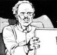 Dr Onishi Manga