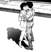 Another Kei and Kaneda Moment...