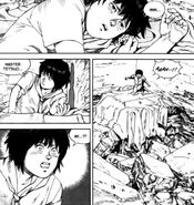 Kaori Wakes up From Her Catnap to find Tetsuo Missing