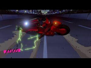 Akira bike scene - AKIRA ( 1988 )