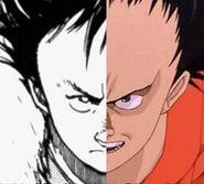Split Tetsuo