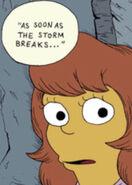 Simpson Version of Kaori