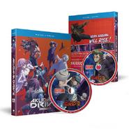 Akudama Drive Funimation Blu-ray & DVD release