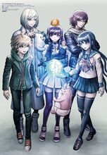Animedia Jan 2021 Issue - Cover by Rui Komatsuzaki CLEAN VERSION