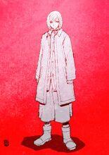 Cutthroat Rokurou Ogaki sketch