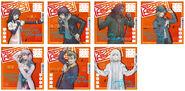 AKUDAMA DRIVE Character song Mini album - Bonus covers previews