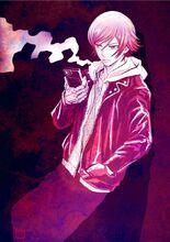 Courier Rokurou Ogaki