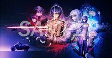 All DVDBluray Purchase Bonus Illustration by Komatsuzaki