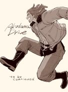Akudama Drive Comicalize Chapter 26 - To be continued