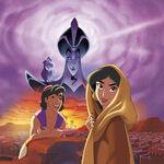 Aladdin poster 2