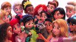 Princesses-takes-wefie-3