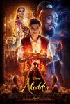 Aladdin 2019 official poster