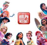 Ralph Breaks The Internet renders