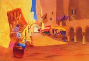 Marketplace artwork