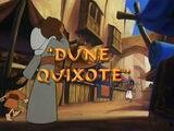 Dune Quixote