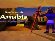 Anubis's Loading screen.