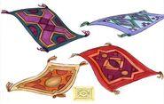 Magic Carpet concept art 3