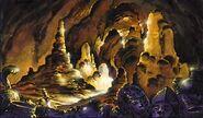 Cave of Wonders concept art 9