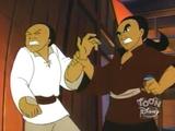 Zin and Zang