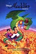 Aladdin Tv Series Poster