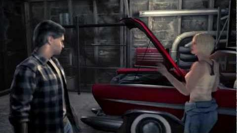 Alan Wake American Nightmare - gameplay - pierwsze 15 minut - gram