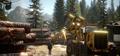 Biltmore Logging Camps 2