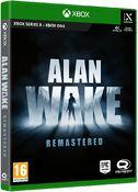 Alan Wake Remastered Xbox S-X Box Art