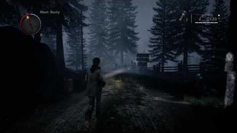 Alan Wake - Sam Lake HD