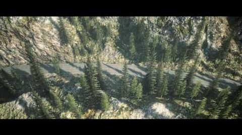 Alan Wake E3 2009 Trailer HD