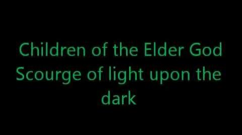 Children of the Elder God LYRICS