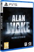 Alan Wake Remastered PS5 Box Art