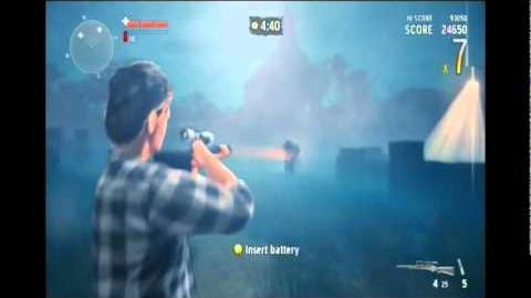 Alan Wake's American Nightmare Poetry in Motion Achievement