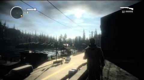 Alan Wake - Gameplay Teaser HD