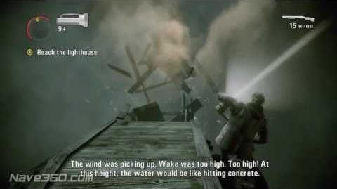 Whirlwind Achievement - 20G - Alan Wake The Writer