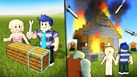 I made a Roblox BUILDING game and destroyed their builds with ADMIN