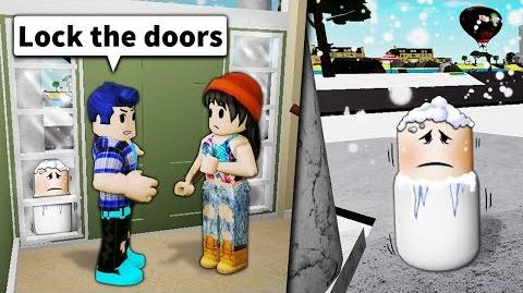Being a Roblox baby...