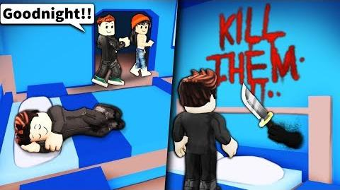 I used Roblox admin to DRAW DISTURBING MESSAGES...