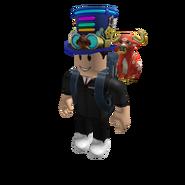 Erick's Current avatar now