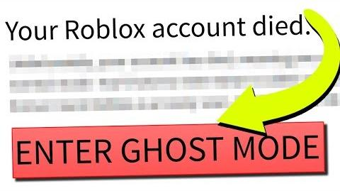 My Roblox account died permanently...